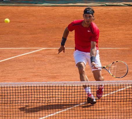Ohne Probleme zieht Nadals ins Halbfinale von Monte Carlo ein. (Archivfoto)