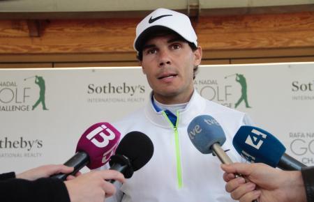 Rafael Nadal, hier ein Archivbild, wollte das Turnier von Monte Carlo zum zwölften Mal gewinnen.