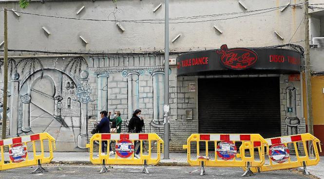 Im ehemaligen Bordell Club Rouge sollen 15 Wohnungen entstehen