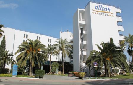 Alltours betreibt auf Mallorca mehrere Allsun-Hotels.