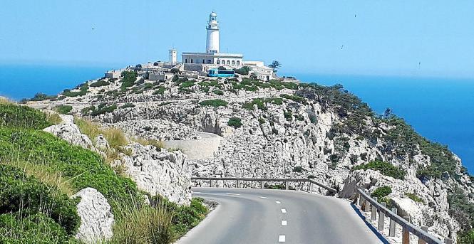 Der Leuchtturm am Cap Formentor ist ein beliebtes Ausflugsziel.