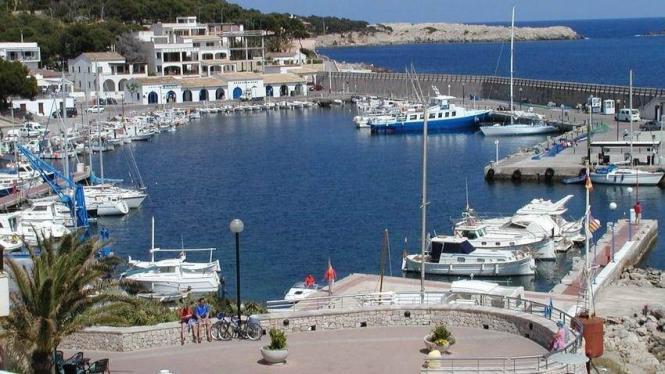 Auch im Hafen von Cala Rajada läuft nicht alles rund.