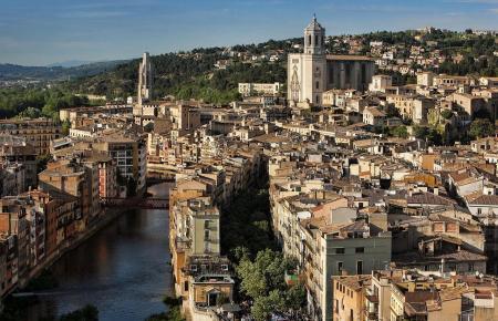 So schön ist Girona, wo der Event veranstaltet wurde.