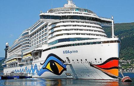 Aida-Schiffe gehörten früher zum Inventar im Hafen von Palma.