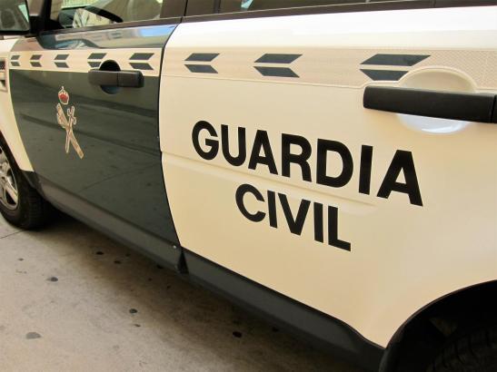Die Guardia Civil fand Beweise die den Mann mit vier Autodiebstählen in Verbindung brachten. (Foto UH)