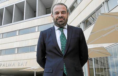 Gabriel Juan Escarrer Jaume ist Direktor des mallorquinischen Familienunternehmens Meliá Hotels International.