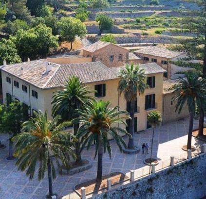 Das Landgut Son Valentí auf Mallorca stammt aus dem 15. Jahrhundert und hat eine Gesamtfläche von 464.560 Quadratmetern.