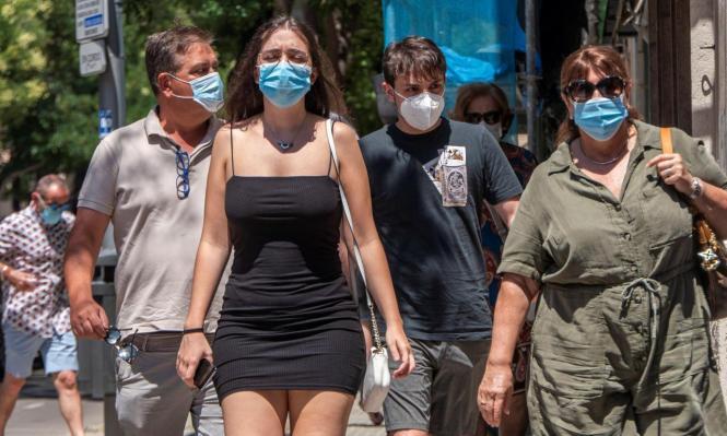Die Maskenpflicht auf Mallorca gilt fast uneingeschränkt.