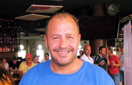 Willi Herren vor einigen Jahren auf Mallorca.