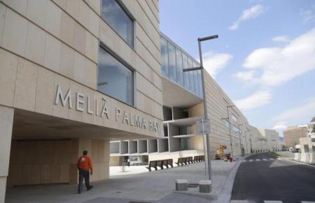 Das Hotel Meliá Palma Bay beherbergt Kontakte von Coronakranken und positiv getestete Personen.