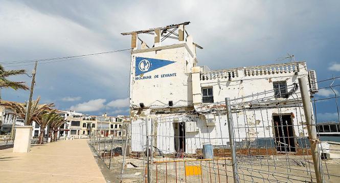 Das Gebäude soll in neuem Glanz erstrahlen.