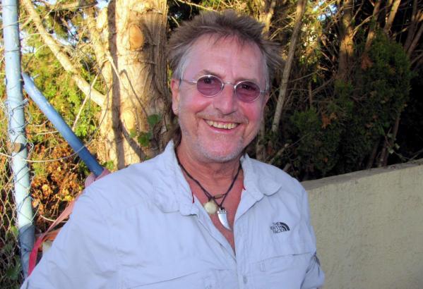 Der deutsche Schauspieler Martin Semmelrogge auf Mallorca.