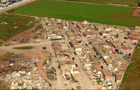 Berüchtigt, schmutzig, kriminell: die Elendssiedlung Son Banya.