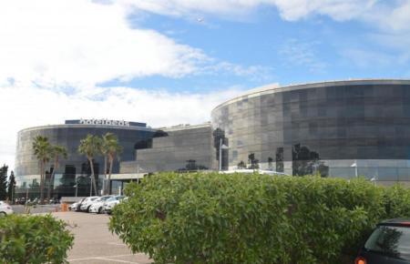 Blick auf den Sitz von Hotelbeds auf Mallorca: Das Unternehmen steckt in Schwierigkeiten und entlässt 14 Prozent der Belegschaft. .
