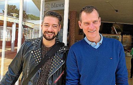 Die Auswanderer David (links) und Sascha sind bei Vox zu sehen.