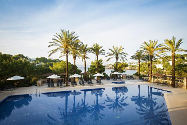 Der Robinson Club an der Cala Serena im Südosten Mallorcas ist seit März in Betrieb.