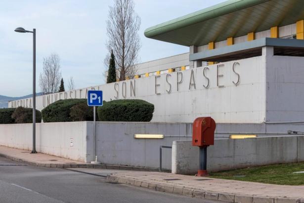 Auch am Universitätskrankenhaus Son Espases sollen künftig Massenimpfungen durchgeführt werden.