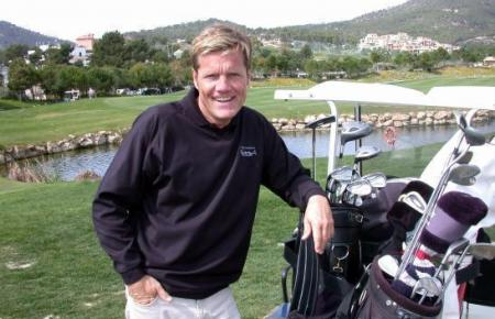 Dieter Bohlen ist Golfer aus Leidenschaft.