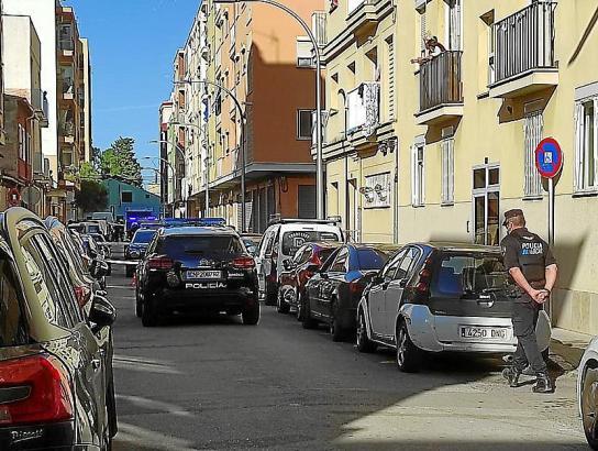Die Schießerei ereignete sich in Palmas Viertel Son Gotleu.