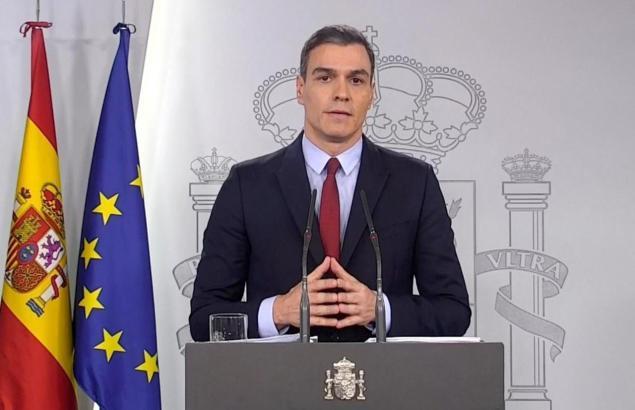 Spaniens Ministerpräsident Pedro Sánchez.