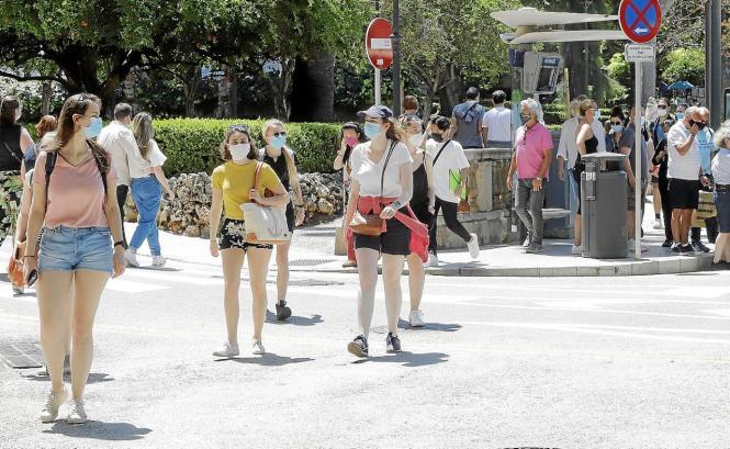 Ab kommenden Monat wird der Großteil der Hotels auf der Insel geöffnet sein. (Foto: Jaume Morey)