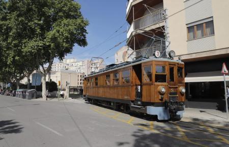 Der Zug nimmt ab 1. Juni wieder den Betrieb auf.