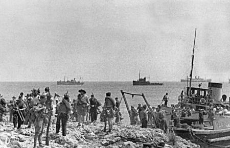 Der Bürgerkrieg auf Mallorca
