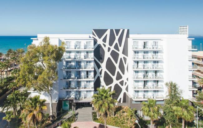 Das Hotel San Francisco an der Playa de Palma war 1953 die erste Urlauber-Herberge der heutigen Riu-Gruppe.