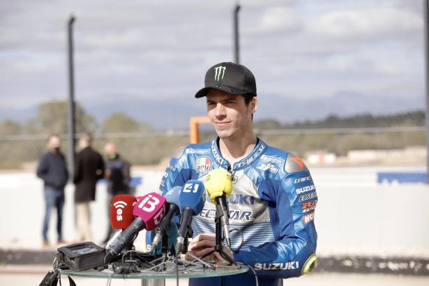 Joan Mir wurde im vergangenen Jahr erstmals MotoGP-Weltmeister.