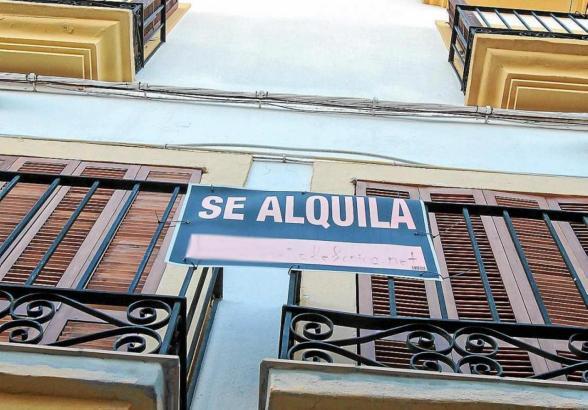 Die Mietpreise auf Mallorca sind in den vergangenen Monaten gesunken.