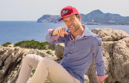 """Alex Engeld: 2020 wurde er als """"Senkrechtstarter des Jahres"""" mit dem Ballermann-Award ausgezeichnet."""