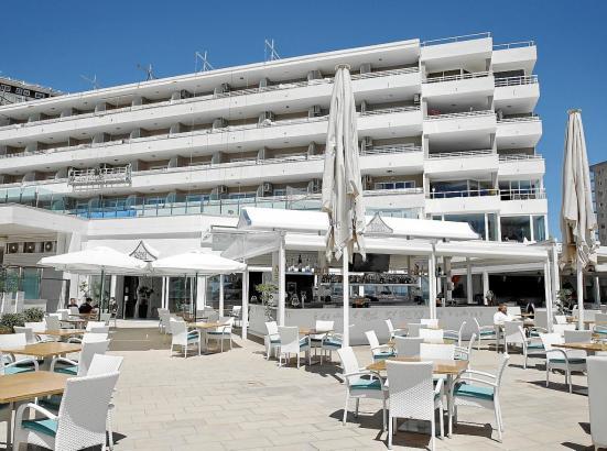 Hoteliers hoffen in Magaluf ab Juli in die Saison starten zu können.