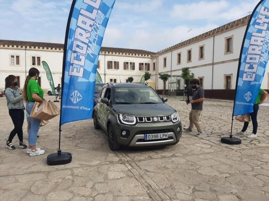 Epizentrum der Veranstaltung ist die Stadt Inca.