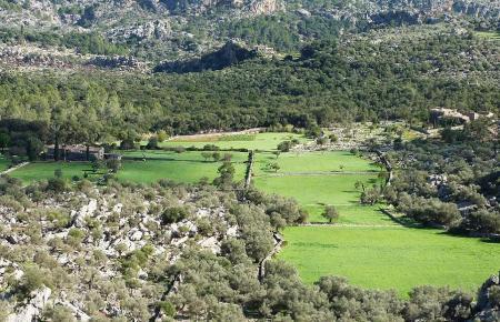 Escorca ist die Gemeinde, in denen die Anzahl der Einwohner am meisten zurückging.