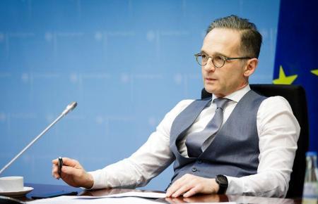 Bundesaußenminister Heiko Maas.