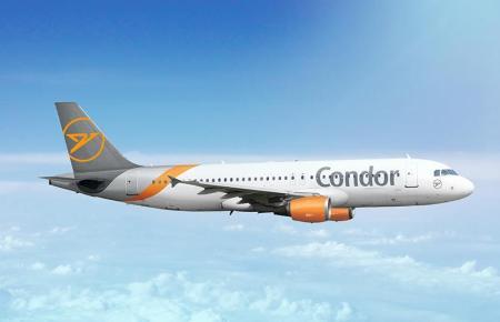 Condor fliegt seit vielen Jahrzehnten von Deutschland nach Mallorca.