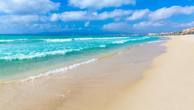 Die Playa de Palma ist der deutschen liebster Mallorca-Strand.