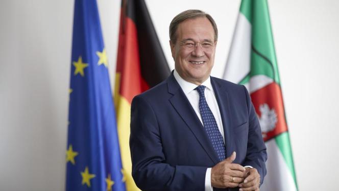 Unions-Kanzlerkandidat und NRW-Ministerpräsident Armin Laschet.