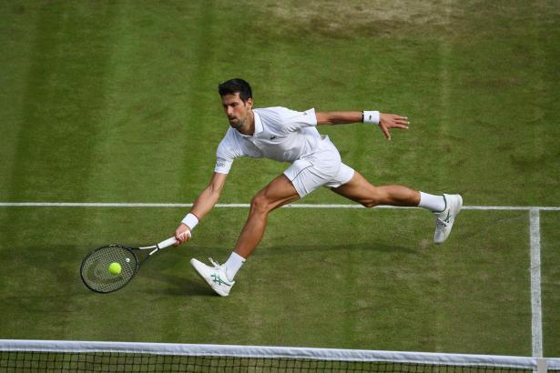 Novak Djokovic, tritt in Santa Ponça