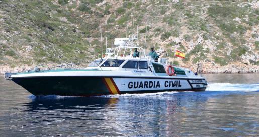 Die Guardia Civil konnte die Havaristen retten.