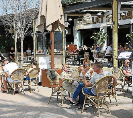 Im Mai kamen über 70 Prozent der Urlauber von außerhalb Spaniens.