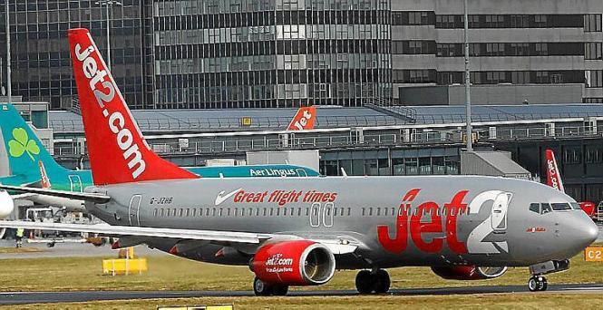 Nach Angaben von Jet2Holidays sind die Buchungen um 3000 Prozent gestiegen.