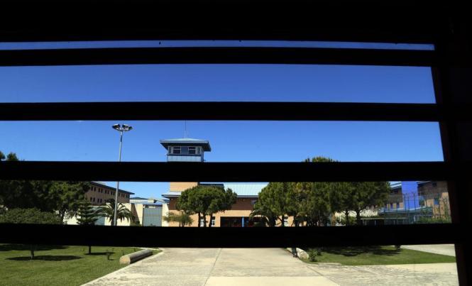 Das Gefängnis von Mallorca ist ein moderner Bau.