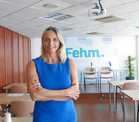 María Frontera ist Präsidentin des mallorquinischen Hotelverbandes Fehm
