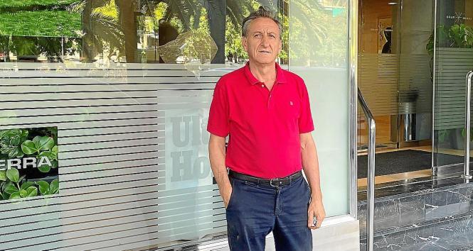 Serafín Carballo versteht nicht, warum er abgesetzt wurde.