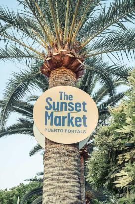 Der Sunset Market in Puerto Portals findet bereits zum siebten Mal statt.