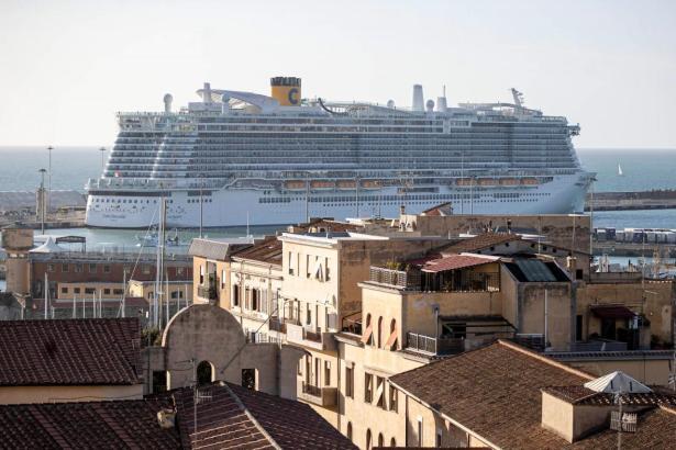 Zuletzt machte das Kreuzfahrtschiff der italienischen Reederei Anfang 2020 in Palma Halt.