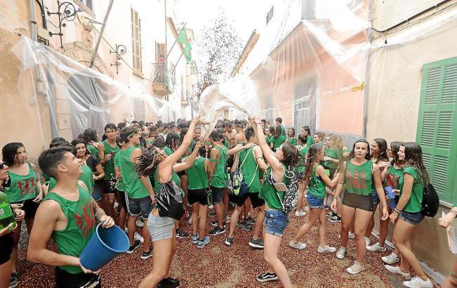 So etwas will man dieses Jahr auf Mallorca nicht sehen.
