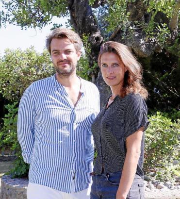 Johannes Kunkel und Veronica Priefer: Für die Serie gaben sie den Rahmen vor und behielten das große Ganze im Blick.