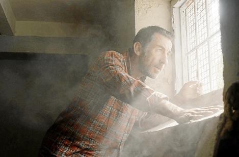José Mujica kann das Leben draußen nur durchs Gitter am Zellenfenster wahrnehmen. Ihn spielt der Spanier Antonio de la Torre.